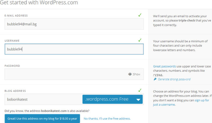 registerwordpress