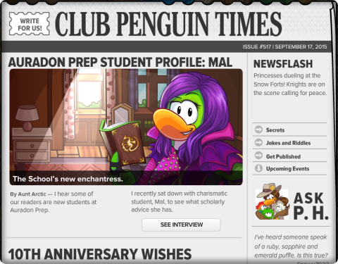 Club Penguin Times 517 (2)