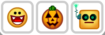 Emoticons Halloween Party 2015