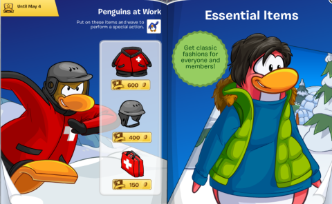 Penguin Style 4